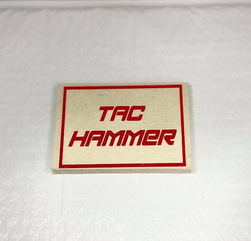 Tac Hammer Felt  Block