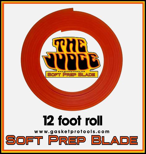The Judge - 12 Foot Roll of Channel Blade
