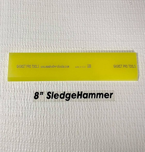 "Flat Glass 8"" sledgehammer blade for the Fusion 8 handle"