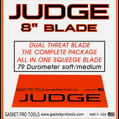 """The Judge - 8"""" Blade Only"""