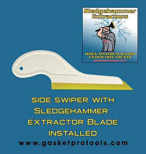 Hammer Swiper  extractor (hard blade)