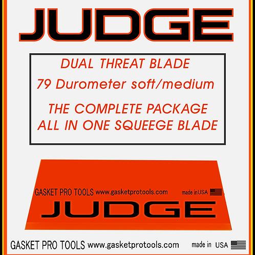 "The Judge - 5"" prep blade"