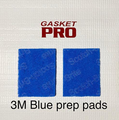2pack 3M Blue Prep pas