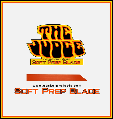 """The Judge - 7"""" Prep Channel Blade (Blade Only)"""