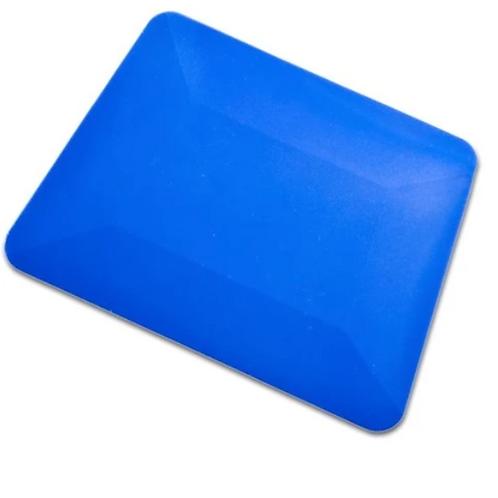 """4"""" Blue Teflon Hard Card"""