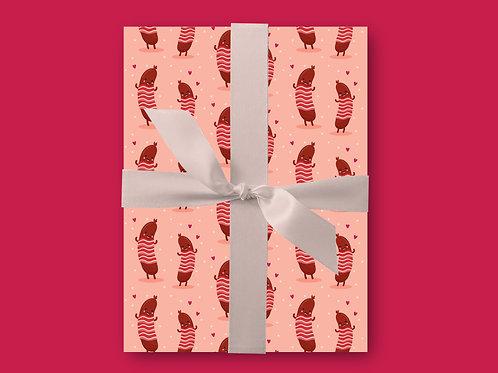 Christmas Wrapping Paper Christmas, Christmas Gift Wrap