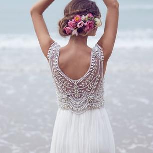 5 Boho Wedding Dresses