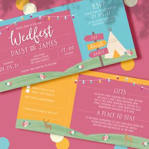 Wedfest Wedding Inspiration