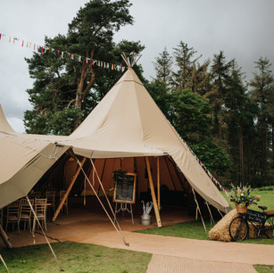 Top 10 Tips for Planning a Tipi Wedding