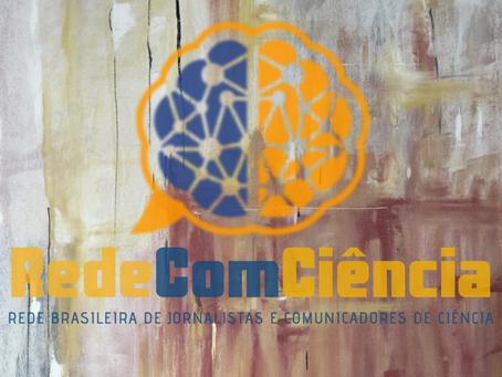 Bem-vindos ao site da RedeComCiência