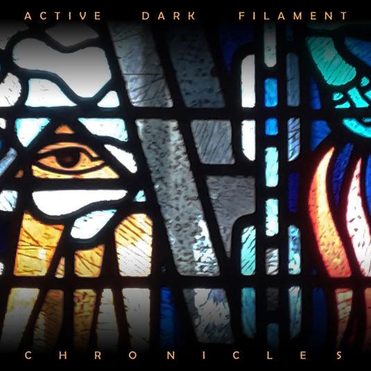 Active Dark Filament