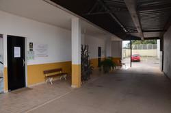 Estacionamento da Galeria Castro