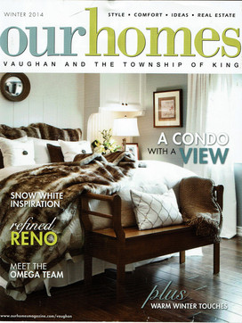 Our Homes Winter 2014