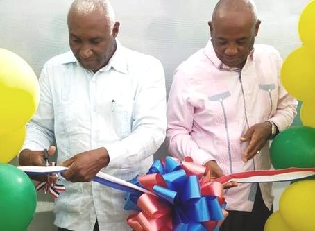 Conacado inaugura local cooperativa de ahorros y créditos en Hato Mayor, República Dominicana