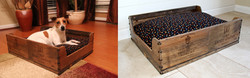 Double Wide Wine Crate