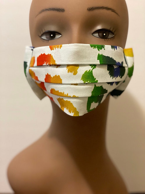 Multi Color Mask 35