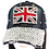 Thumbnail: BRITISH FLAG DENIM ADJUSTABLE CAP