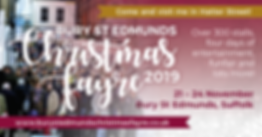 Christmas Fayre - Social media advert -