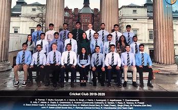 RUMS Cricket Club