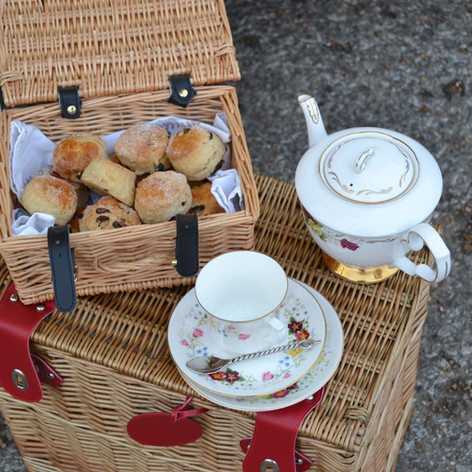 Afternoon Tea Delivery Service