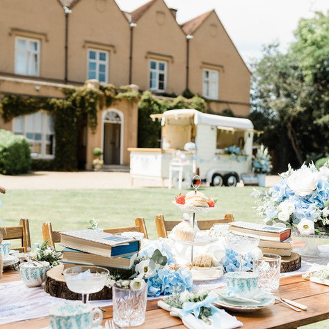 Childrens Afternoon Tea Party, Photography by Kelsie Scully
