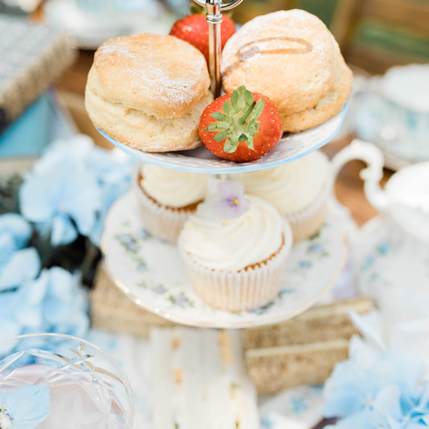 Afternoon Tea, Photography by Kelsie Scully