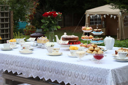 Afternoon Tea Party Buffet