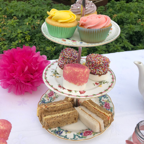Childrens Afternoon Tea Party