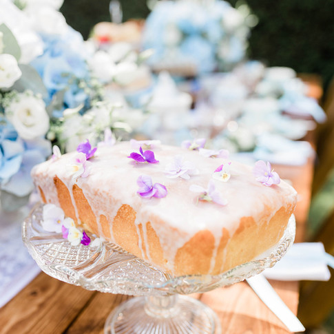 Lucious Lemon Drizzle, Photography by Kelsie Scully