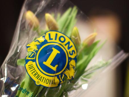 LIONS CLUB sin tulipanaksjon avholdes 28. april 2018!