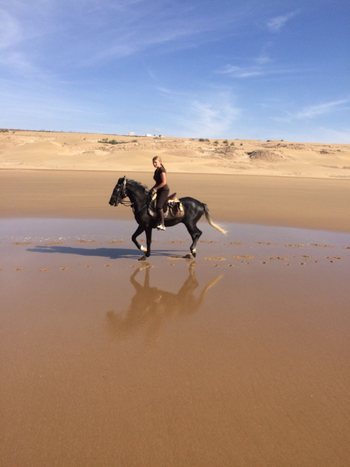 Rando à cheval de 4 jours