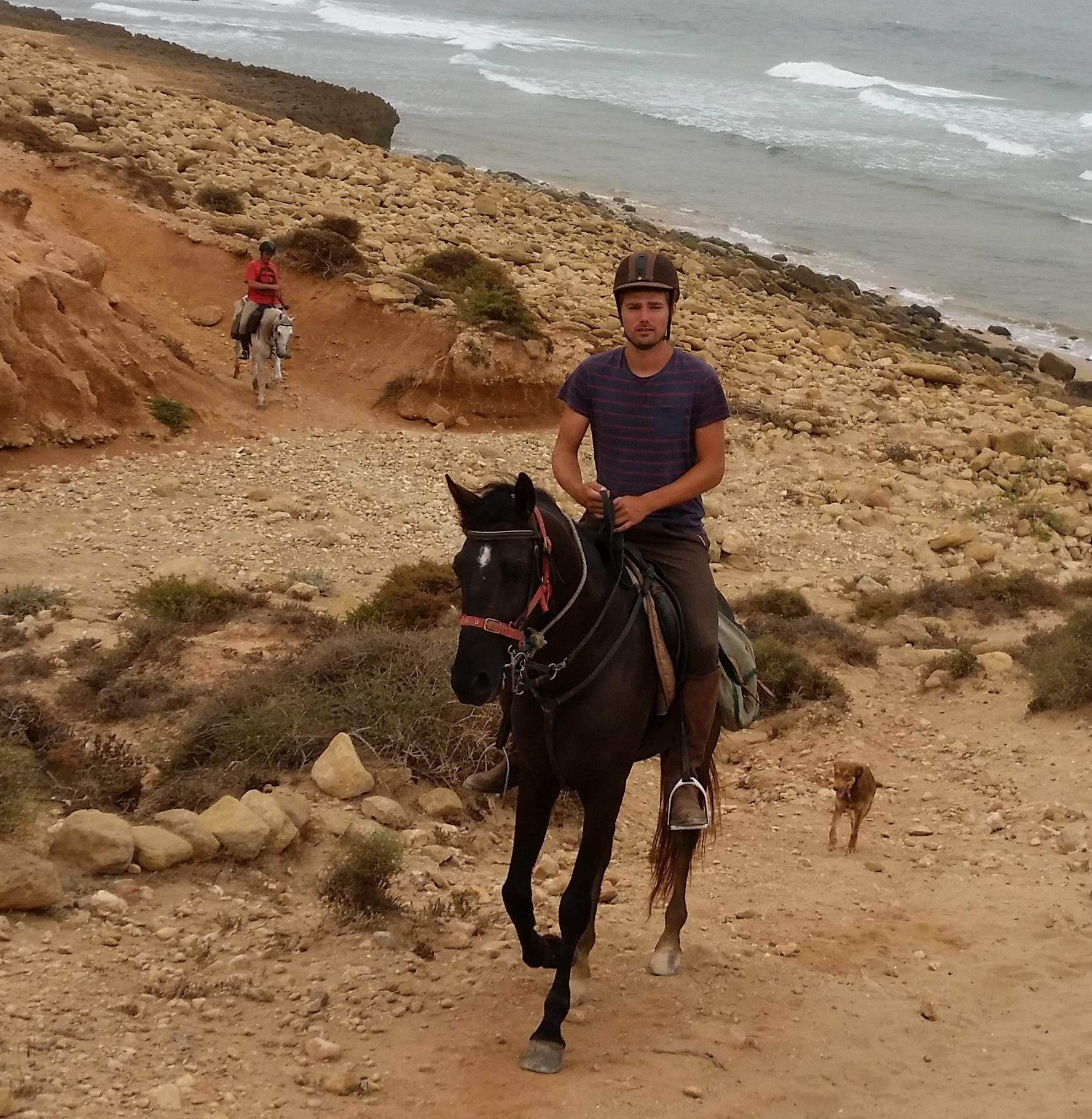 Randonnée à cheval de 5 jours