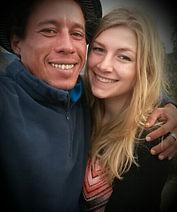 Responsables Brahim & Manon cavaliers Maroc Essaouira Agadir Randonnée équestre | Maroc | Amazir Cheval