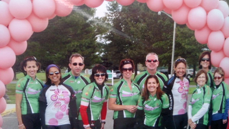 YSC Tour de Pink 2010