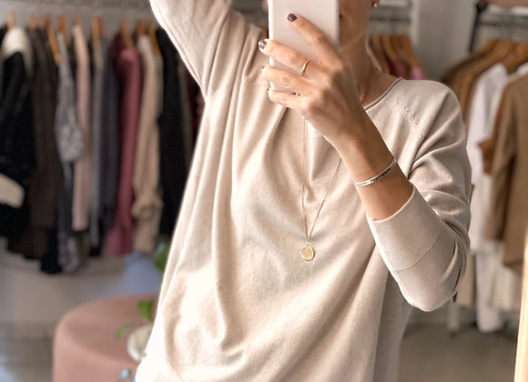 SWEATER ANIS NATURAL