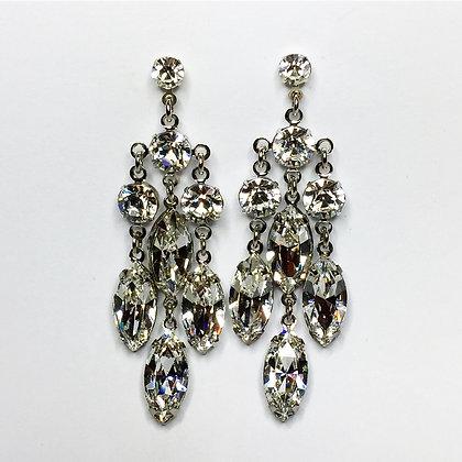 Swarovski Clear Diamond Chandelier EC2