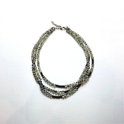 Silver grey crystal N11