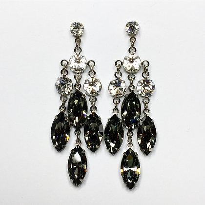 Swarovski Black Diamond Chandelier EC1