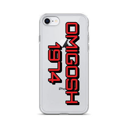 OMIGOSH 1974 iPhone Case