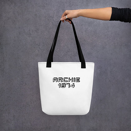 ARCHIE 1974 Tote bag