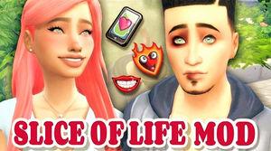 Tradução do Mod SLICE OF LIFE versão 29/04/2019