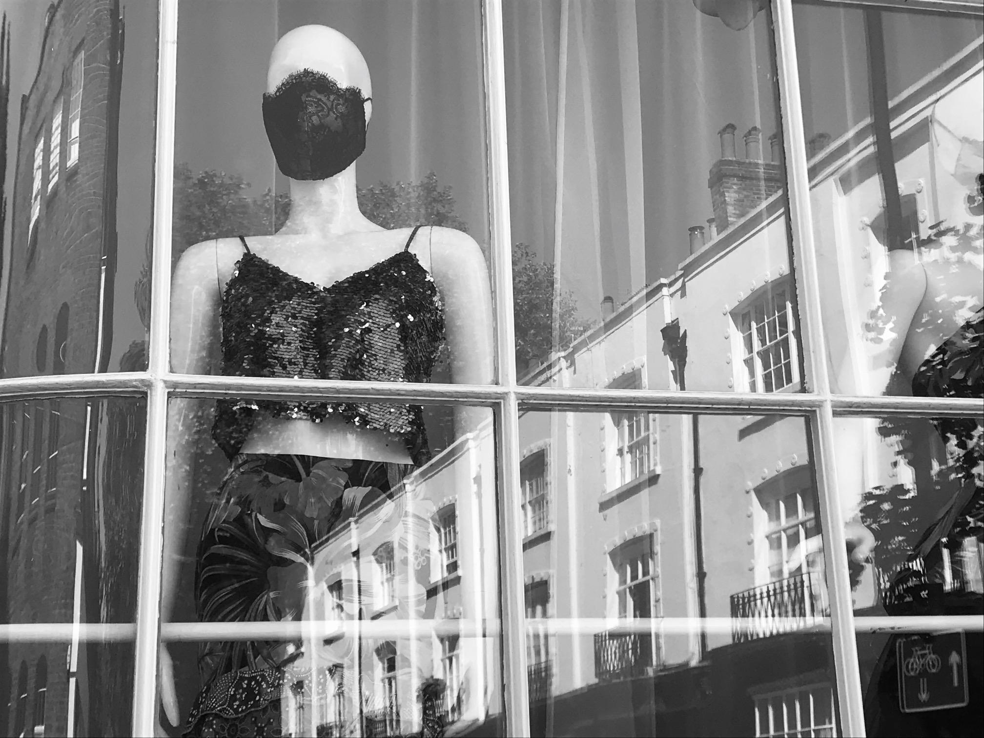 Lockdown Fashion, London