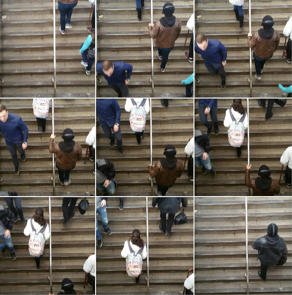 Union Square Stairs