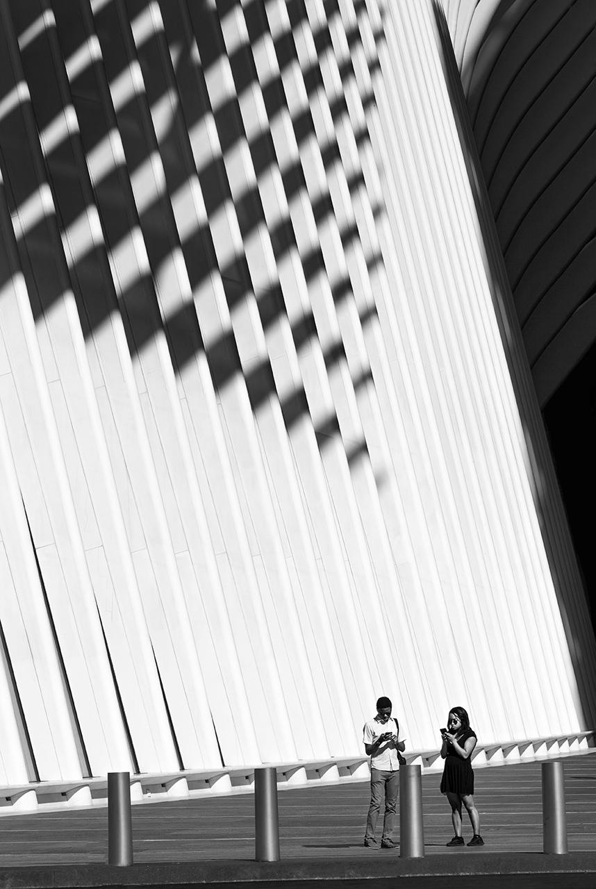 Lines, Curves Remembrance No. 11
