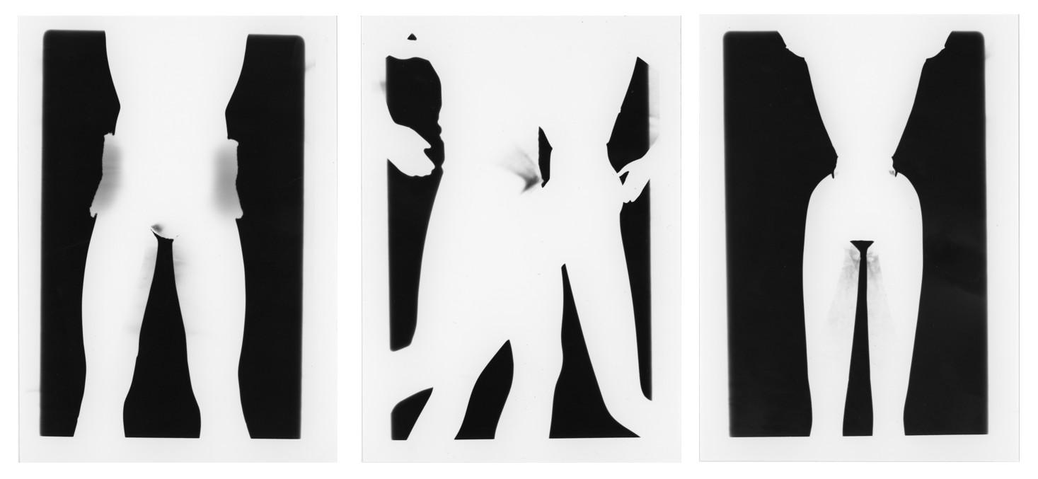 Preserved bodies triptych