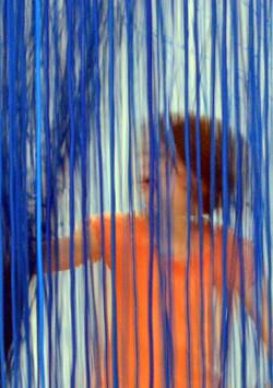 Blue Angelina