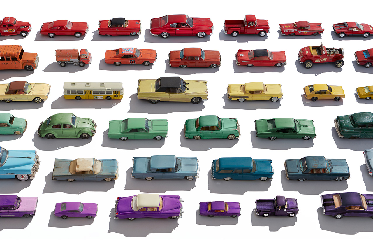Cars No. 2