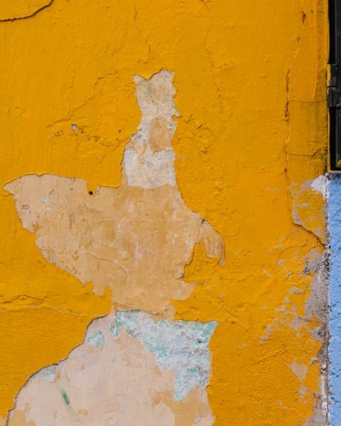 Wall Portraits, Puebla No. 10