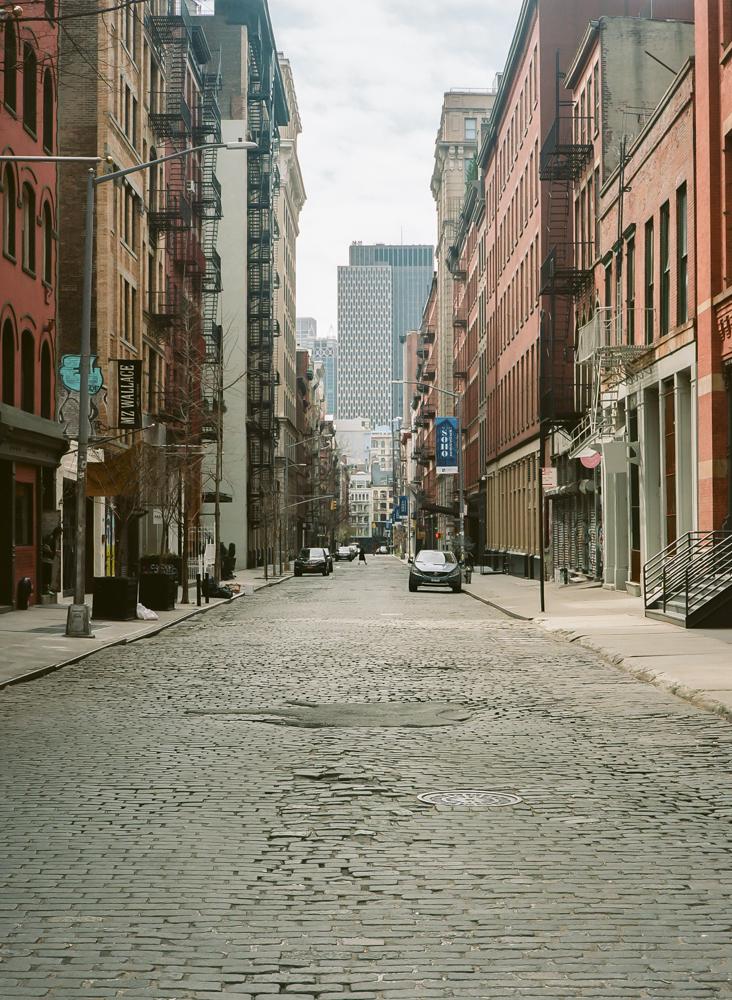 NYC Quarantine IV: Soho
