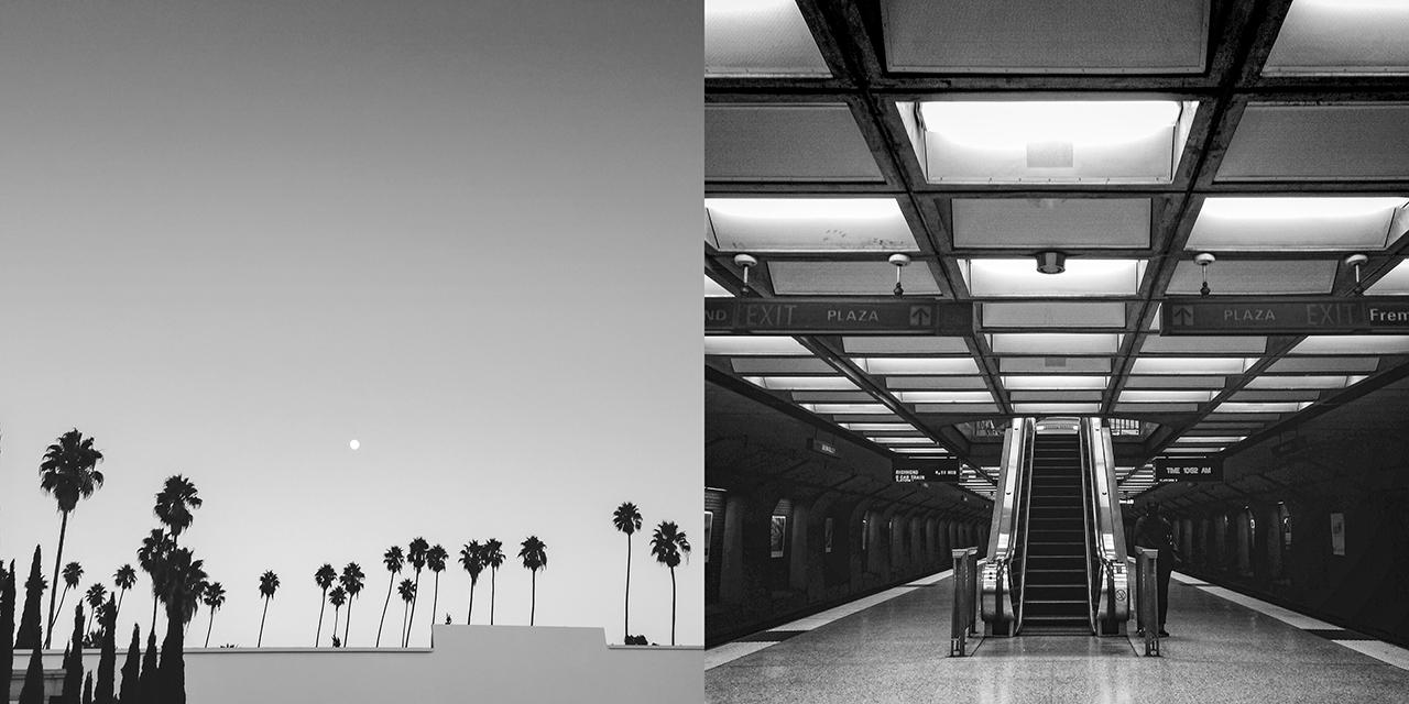 Hollywood / Berkeley (Wandering)